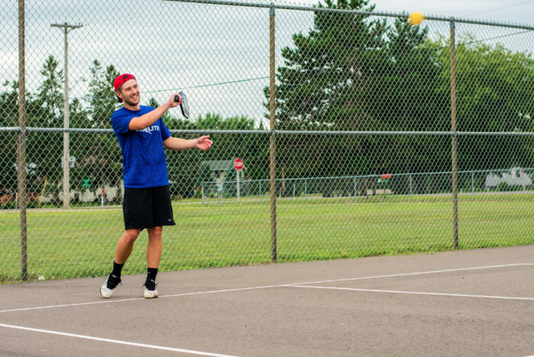 Gower Park Pickleball Courts