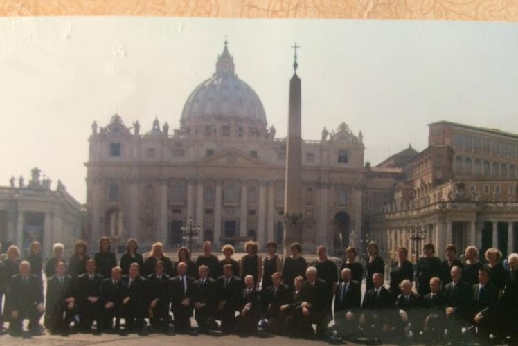 St. Peter's Basilica, Vatican City, Italy - 2006