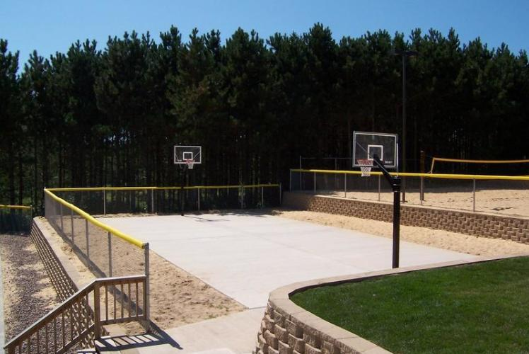 Stoney Creek Basketball Court