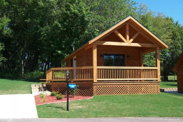 Stoney Creek Resort Cabin