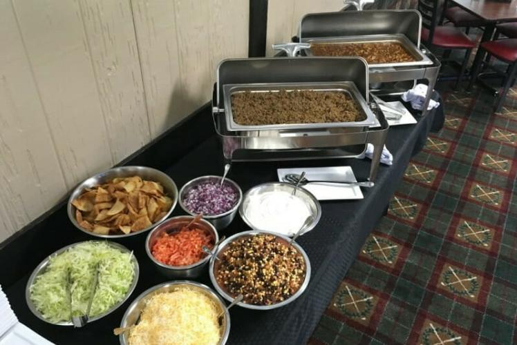Princeton Valley Golf Course - Catering Taco Bar