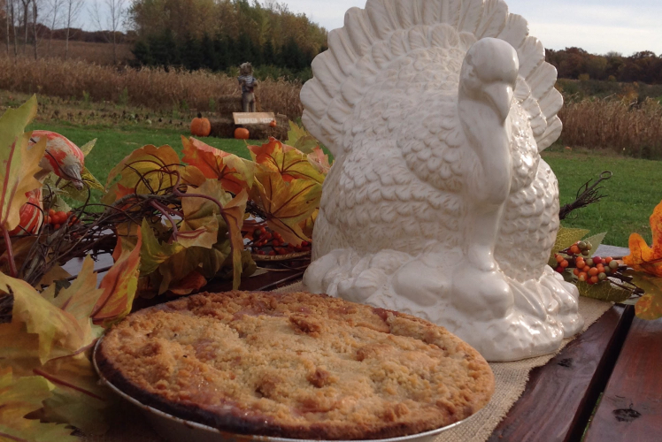 Leffel Roots Apple Orchard's Thanksgiving Pie - Eau Claire WI