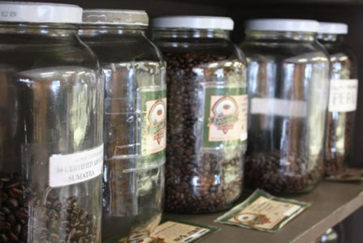 The Goat Coffee House Coffee Beans