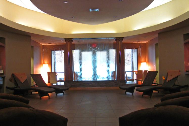 Lotus Spa sanctuary in Eau Claire, WI