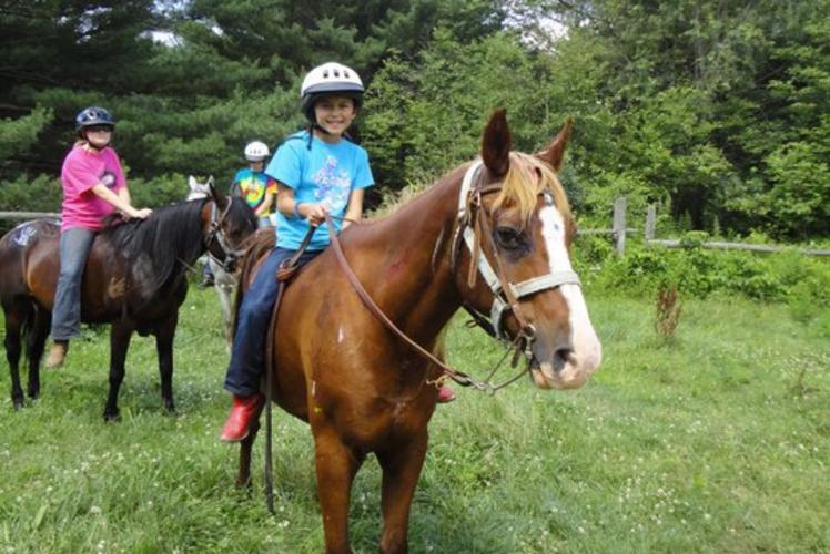 Wilderness Pursuit Horseback Adentures Ride