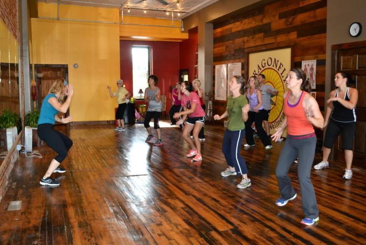Dragonfly Dance & Wellness in Eau Claire, WI