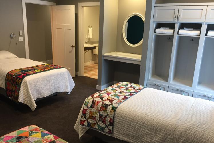 Supply Co & Retreat Center Guestroom in Altoona, WI