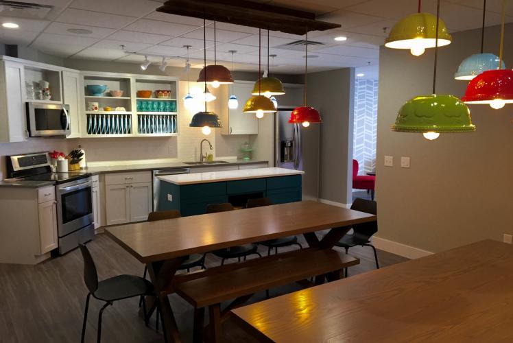 Supply Co & Retreat Center Kitchen in Altoona, WI