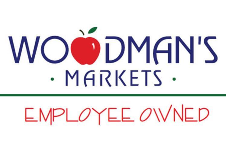 Woodman's Grocery Store Logo