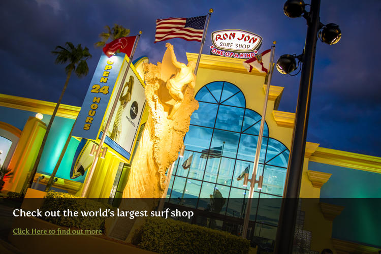 Best place to learn surf east coast