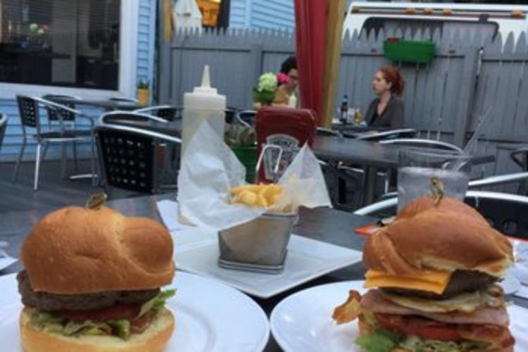 Burger Bound