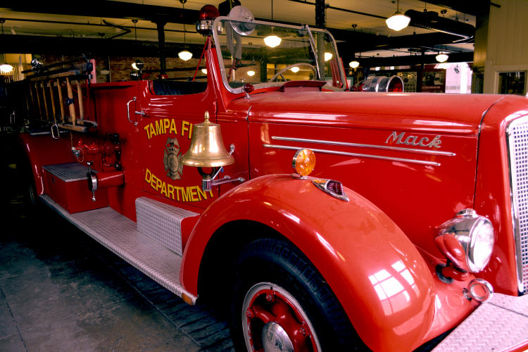 Tampa Firefighter Museum