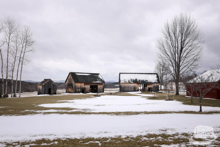Historic Barns of Nipmoose