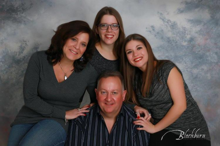 Susan Blackburn Family Portrait