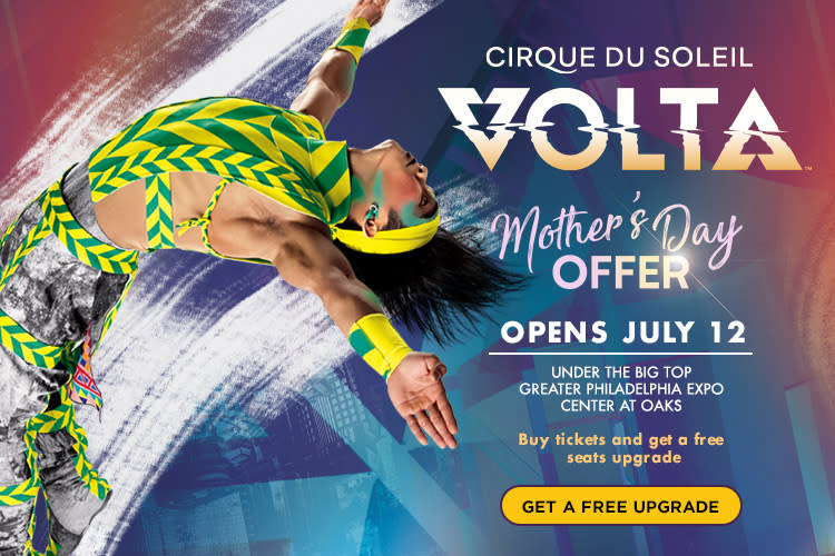 Cirque Mother's Day Offer