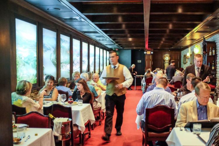 Bern's Dining Room