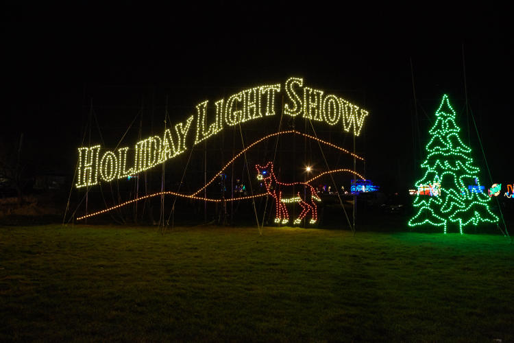 Experience the magic of more than 3 million lights illuminating acres of farmland at the Shady Brook Farm Holiday Light Show!