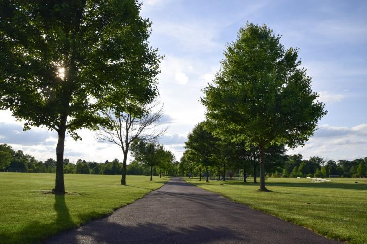 George M. Bush Park