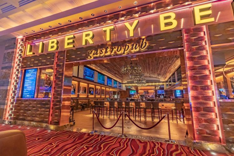 Liberty Bell Gastropub in Parx Casino