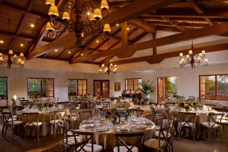The Heritage Room at the Oak Creek Golf Club