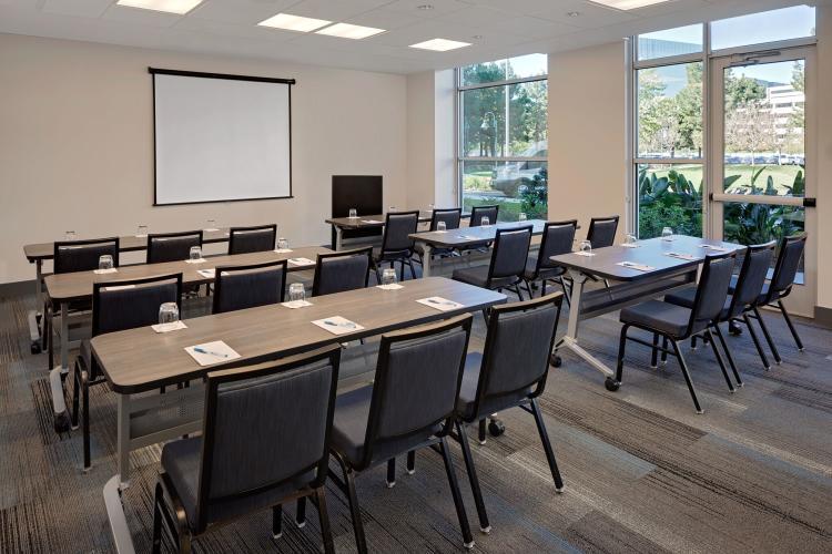 Hyatt House gathering room