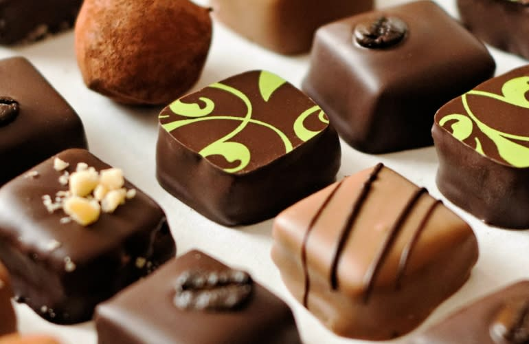 Copy of Hedonist Artisan Chocolates, Rochester NY