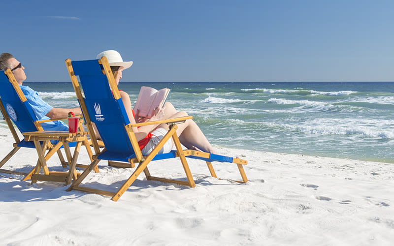 Experience Beach Vibe Chairs