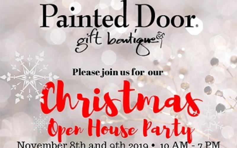 Christmas Open House.Christmas Open House Party 2019