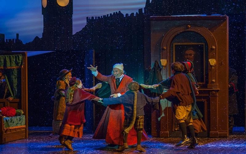 Okc Christmas Events.Lyric S A Christmas Carol 2019