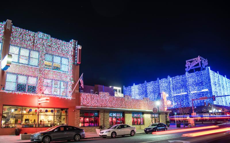 Lights On Broadway 2019