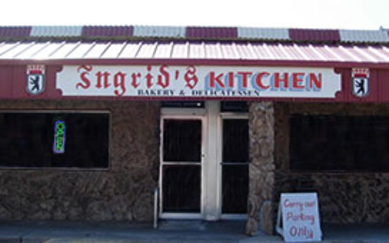 Ingrid S Kitchen