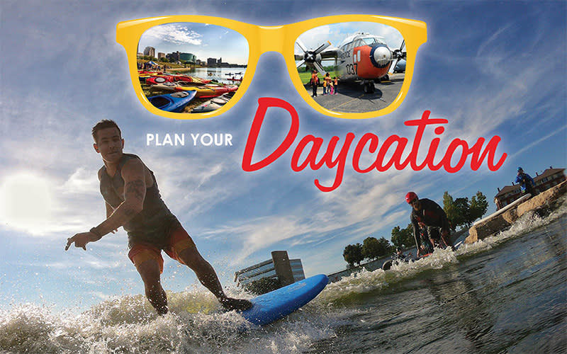 Daycation Home Page