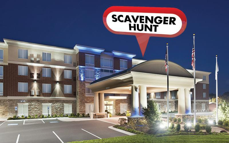 HIE Scavenger Hunt
