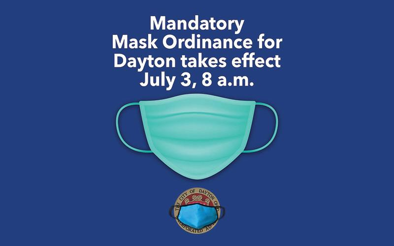 Dayton Mask Ordinance