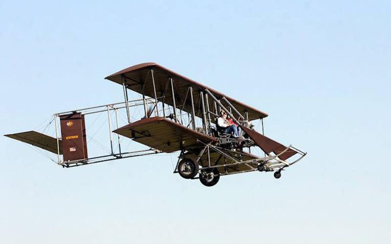 Wright B Flyer