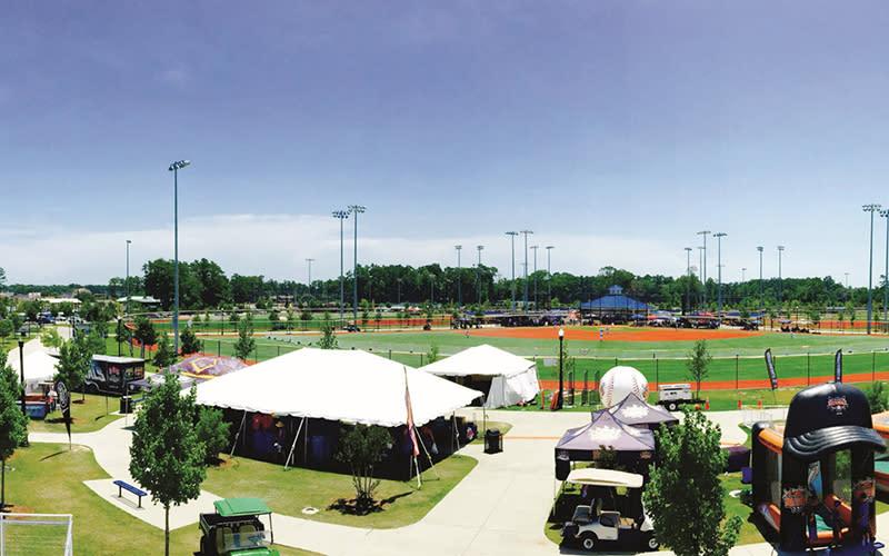 Grand Park Athletic Complex