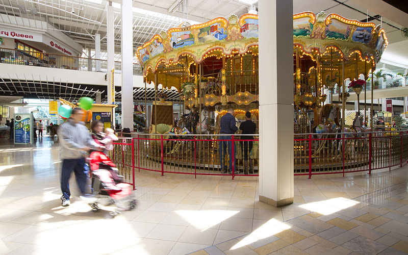 Plymouth Meeting Mall Carousel