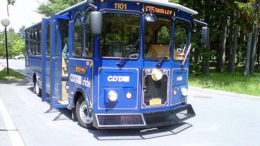 CDTA Summer Trolley
