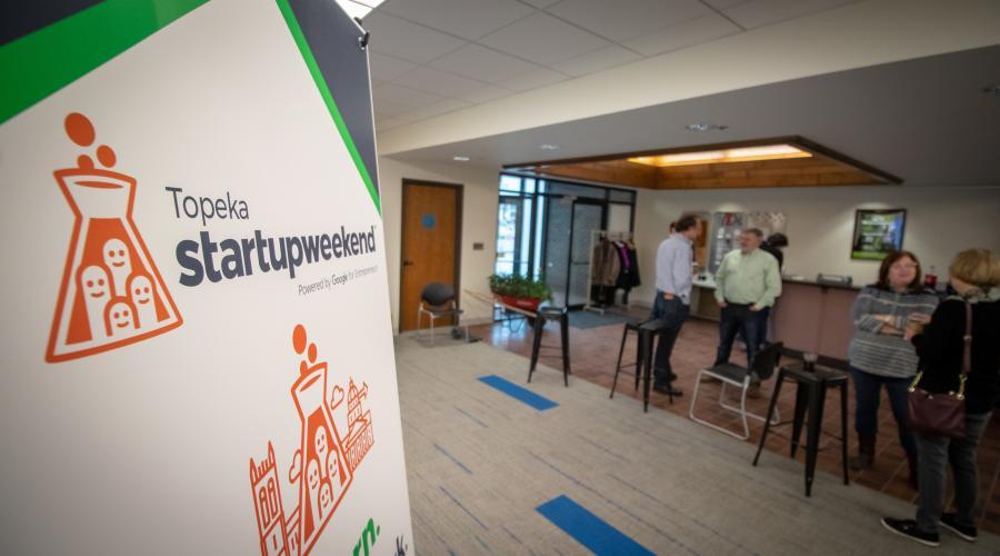 topeka startup weekend