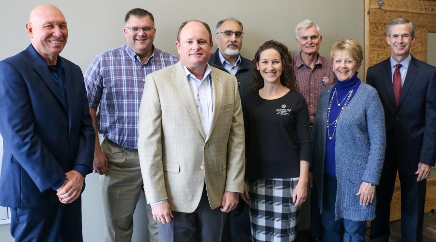 Experience BCS Board Members - 1920