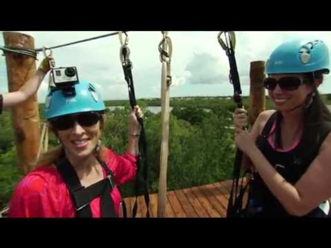 Daytime TV Show at Empower Adventures Tampa Bay