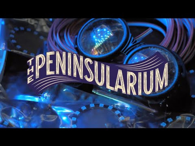 Sneak Peek at the Peninsularium