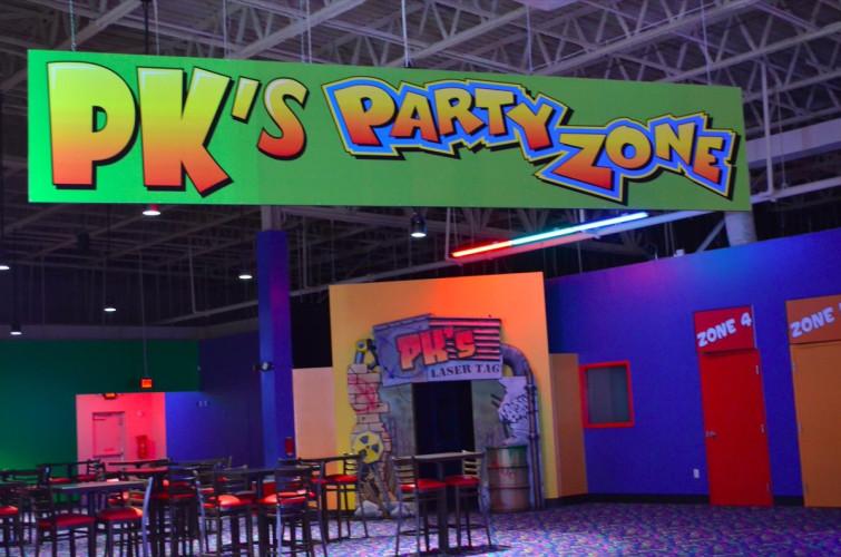 PK'S Playzone