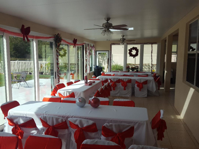 New Tampa Party Rentals & Catering
