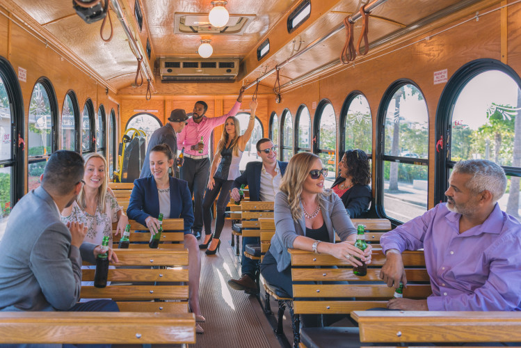 Clearwater Jolley Trolley Charter
