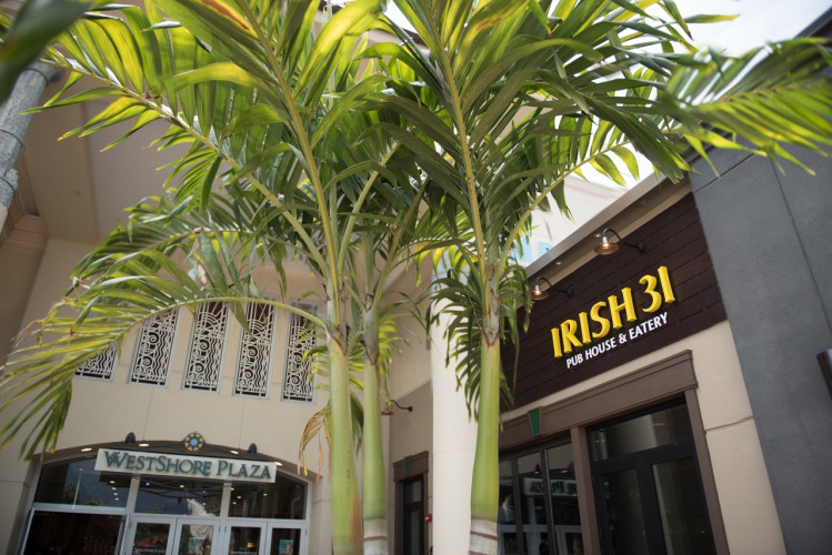 Irish 31 WestShore Plaza
