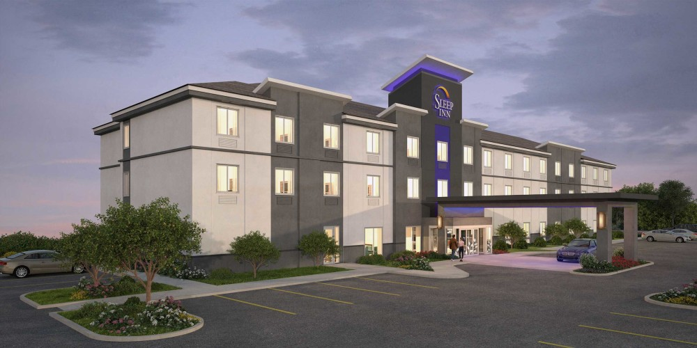 Sleep Inn and Suites Tampa