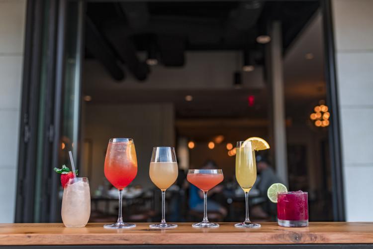 Drink Lineup