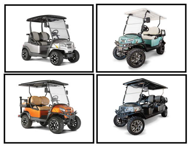 Golf Car Sales
