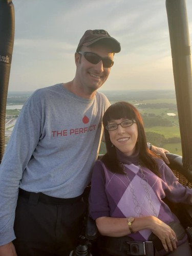 Wheelchair Accessible Hot Air Balloon Ride